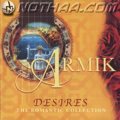 Armik - Desires - The Romantic Collection
