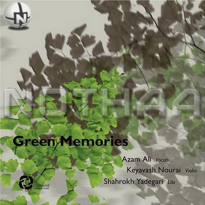 Azam Ali - Green Memories