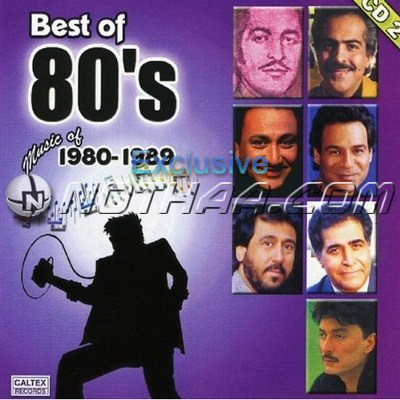 Various Artists - Best of 80s CD 2