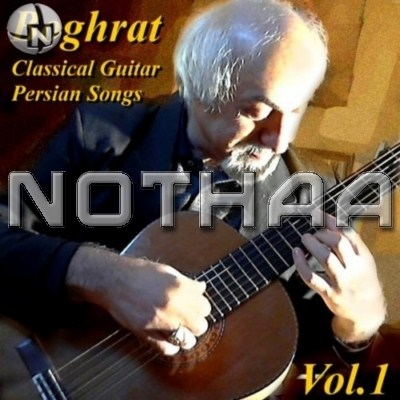 Boghrat Sadeghan - Classical Guitar Persian Songs 1