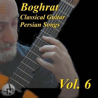 Boghrat Sadeghan - Classical Guitar Persian Songs 6