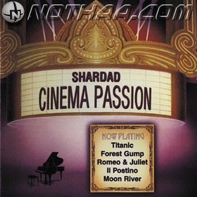 Shardad Rohani - Cinema Passion